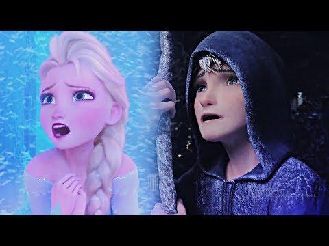 ♡Me soltaste || Jack & Elsa
