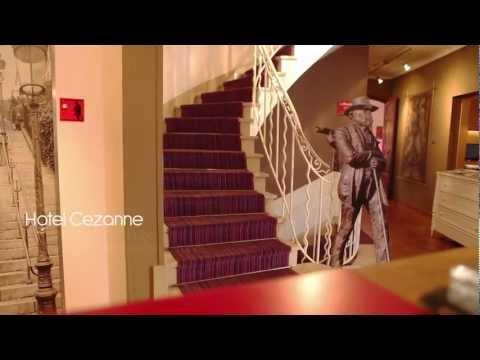 HOTEL CEZANNE - Aix En Provence - France