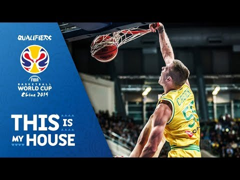 Nike Top 10 Plays - Game Day 1 - FIBA Basketball World Cup 2019 Qualifiers