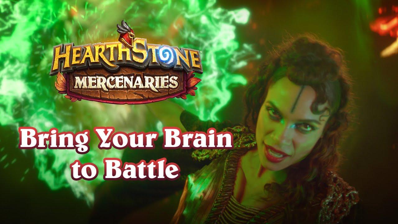 Bring Your Brain to Battle | Hearthstone Mercenaries