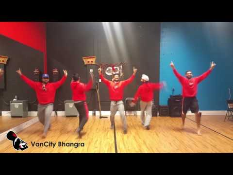 Black Eyes by Navi Sidhu performed by VanCity Bhangra