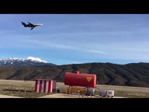 Aeroport Andorra - La Seu 24/02/2017
