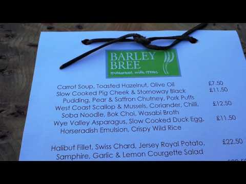 The Barley Bree Restaurant Muthill Scotland