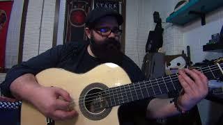 Guitar Tutorial: Livin' La Vida Loca - Ricky Martin - Fernando Ufret