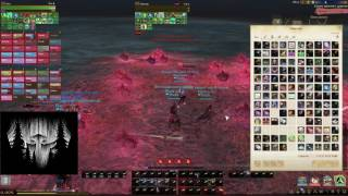 Black Sails(~50) vs Divine Flame(~75). 22.04.2017. Дракон. ArcheAge, сервер Кипроза