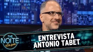 The Noite (06/03/15) - Entrevista com Antonio Tabet