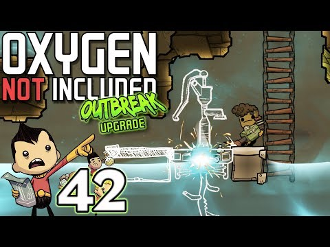 OXYGEN NOT INCLUDED #42 💨 Jetzt mit Immunsystem! [Gameplay German]