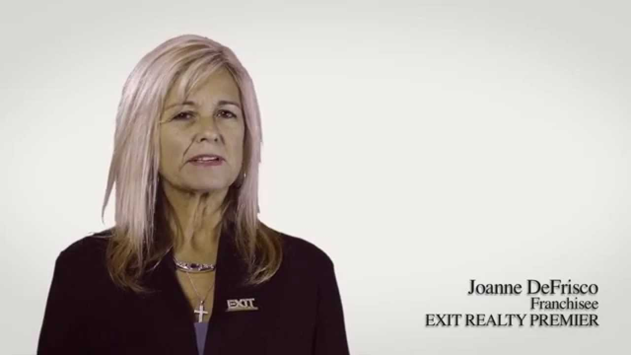 Real Estate Business Culture - Joanne DeFrisco - EXIT Realty