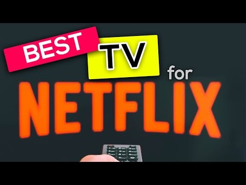 Best TV For Netflix & Amazon Prime || Recommended Samsung, LG, Panasonic TV Models