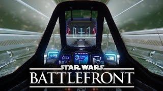 Star Wars Battlefront 3 (SWBF 2014-2015) Cockpit View Talk! Space Battles, Release Date! PS4/XboxOne