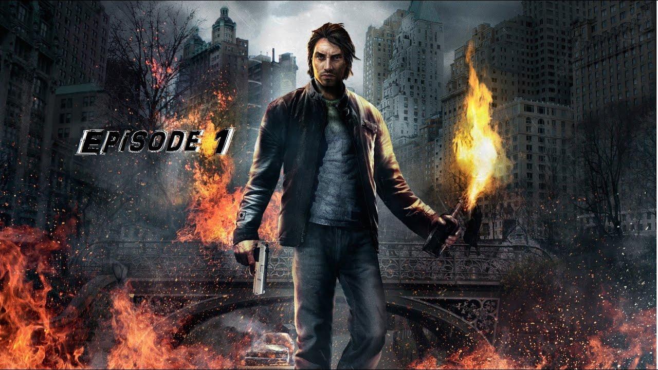 Alone In The Dark Episode 1 Tv Show Gameplay Walkthrough Xbox