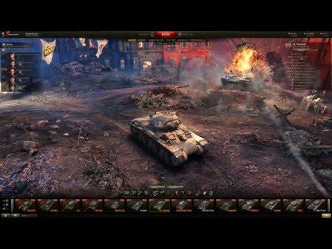 World Of Tanks. AC 1 Sentinel Fair Dinkum