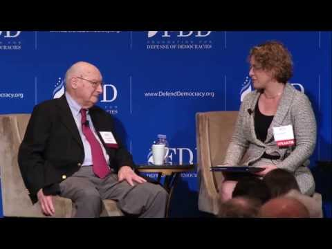 Presentation of the George P. Shultz Award for Distinguished Service