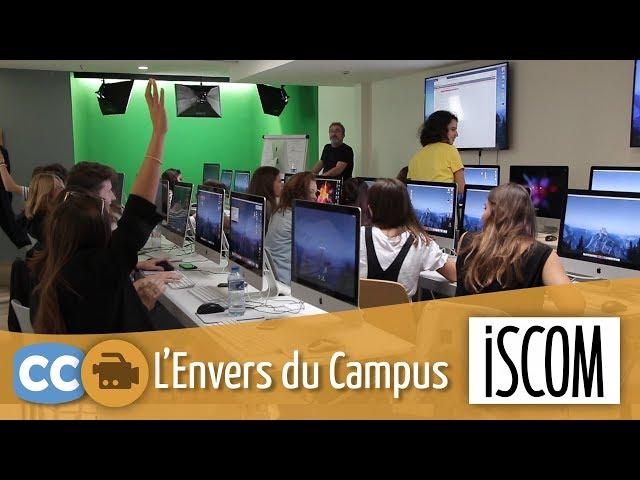 Découvrez l'Envers du Campus de l'ISCOM