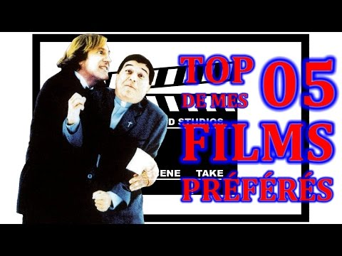 TOP 5 DE MES FILMS PRÉFÉRÉS (INTRO + 5)