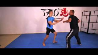 SELF DEFENSE LESSON (basic lesson) 4