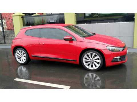 2010 VOLKSWAGEN SCIROCCO 1.4 TSI SPORTLINE Auto For Sale On Auto Trader South Africa