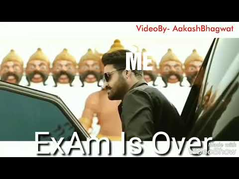 Exam Finished Whatsapp Status Hod Teacher Attitude Supervisor