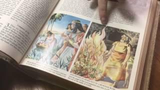 The Burning Bush in Christian and Jewish Artwork