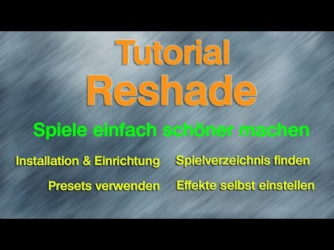 Download - Reshade video, zw ytb lv