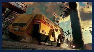 JUST CAUSE 4 - GC2018 Tornado Gameplay Trailer