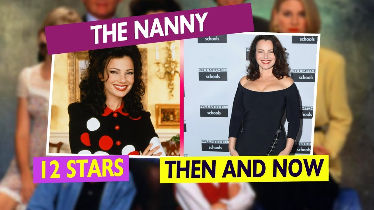 The Nanny Cast Then And Now - Youtube-9227