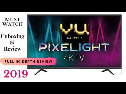 Vu Pixelight 2019 Review & Unboxing   Can It Beat Higher Brands?