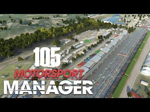 Motorsport Manager - GT Series [105] - Sonne und Regen in Sydney [Deutsch/German]