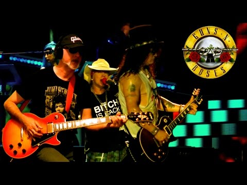 Since I don´t have you subtitulada Guns N' Roses & RollingBilbao 2017 cover HD