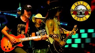 Since I don´t have you subtitulada Guns N' Roses & RollingBilbao 2017 cover HD mp3