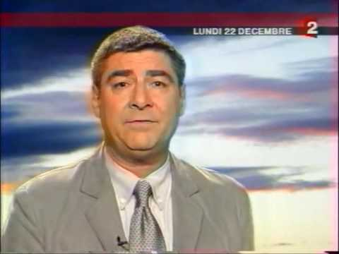 France 2 - 2 Pubs 4 B.A., 2 émissions, JT Nuit, Météo (22 Décembre 2003)