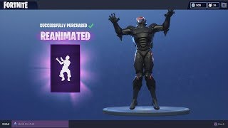 Spending 1000 V-Bucks & FREE Fortnite Skin Showcase With 100+ Dance/Emotes.