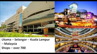Top 10 Biggest Shopping Mall in Asia for Shopping Lovers
