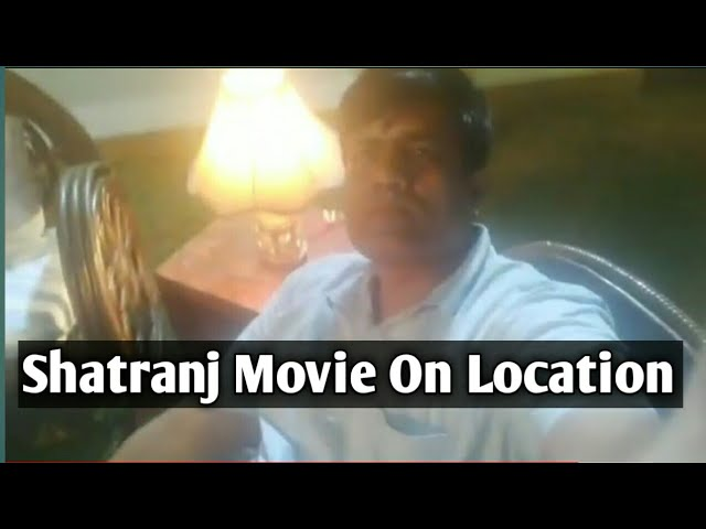 Shatranj Film On Location Live Ekta Jain, Hiten Tejwani