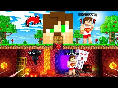 CONCONCRAFT'TA HIRSIZ VAR !! BASİT ENDERMAN FARMI - Minecraft indir