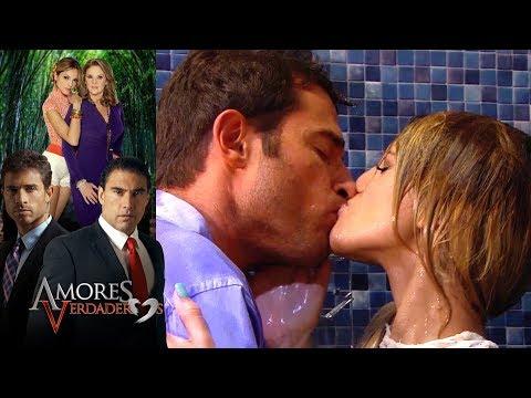 Amores Verdaderos: ¡Nikki pierde el control!   Escena - C36   Tlnovelas