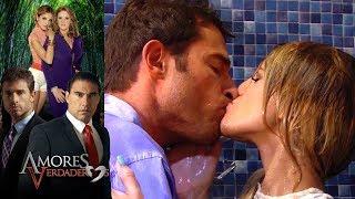Amores Verdaderos: ¡Nikki pierde el control! | Escena - C36 | Tlnovelas