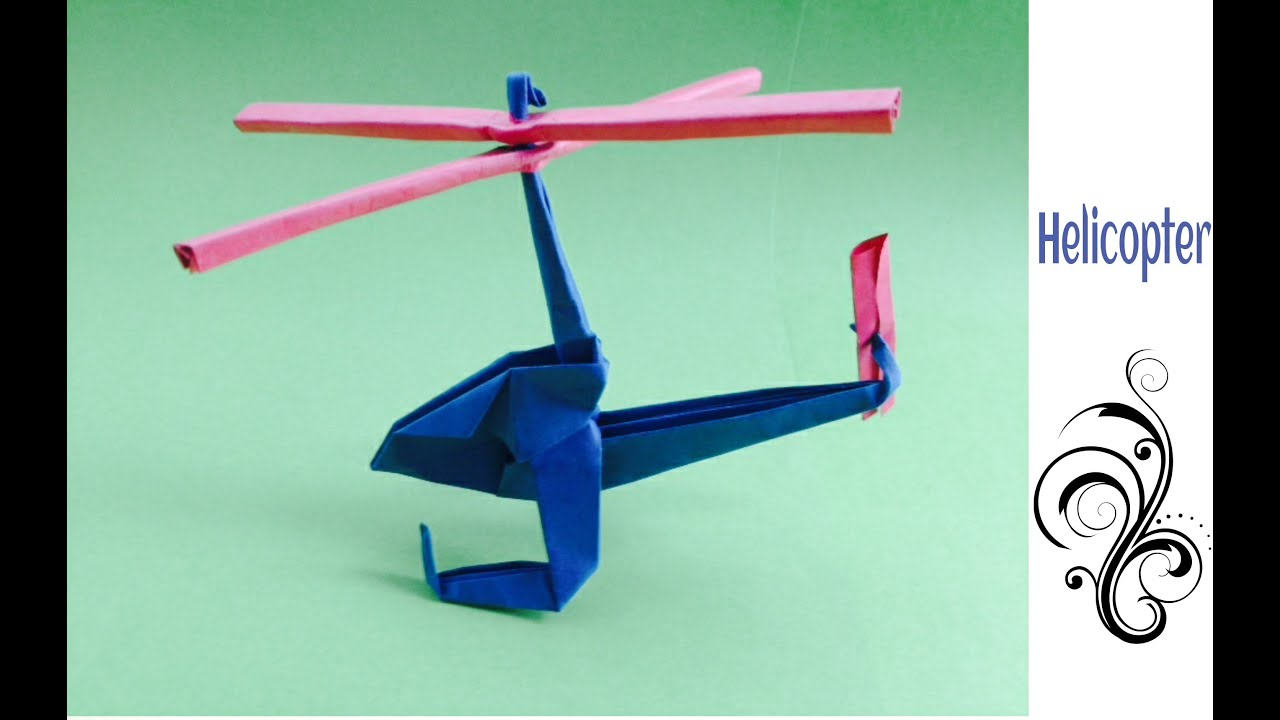 Paper helicopter 79
