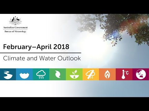 Climate and Water Outlook, February–April 2018