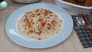 নারিকেলের দুধ পোলাও | Narikeler Dudh Pulao | Cocunut Milk Pulao Bangla Recipe | Cooking Channel BD.