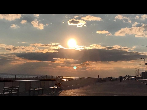 Two Suns Spotted In Far Rockaway Queens New York Or No? 2017