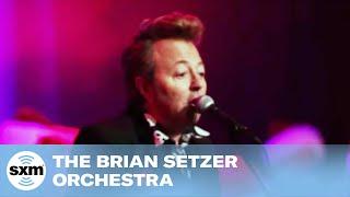 """The Brian Setzer Orchestra """"Rockin"""
