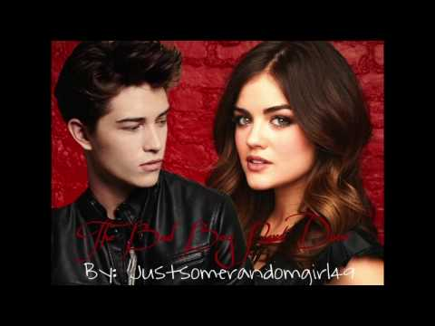 The bad boy next door (wattpad book trailer)