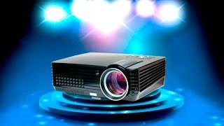 видео светодиодный проектор