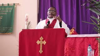 Sermon 28 March 2021 (IsiXhosa)