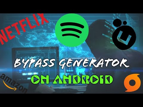 [TUTORIAL] HOW TO BYPASS PAYMENT FOR ANY ACCOUNT GENERATOR ON ANDROID  [2018]!!!!