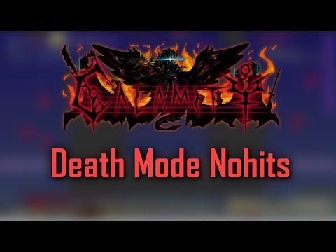 Terraria Calamity Mod Death Mode Nohits (v.1.4.2.102*)