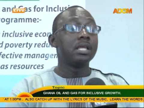 Ghana Oil and Gas - Badwam on Adom TV (20-11-15)