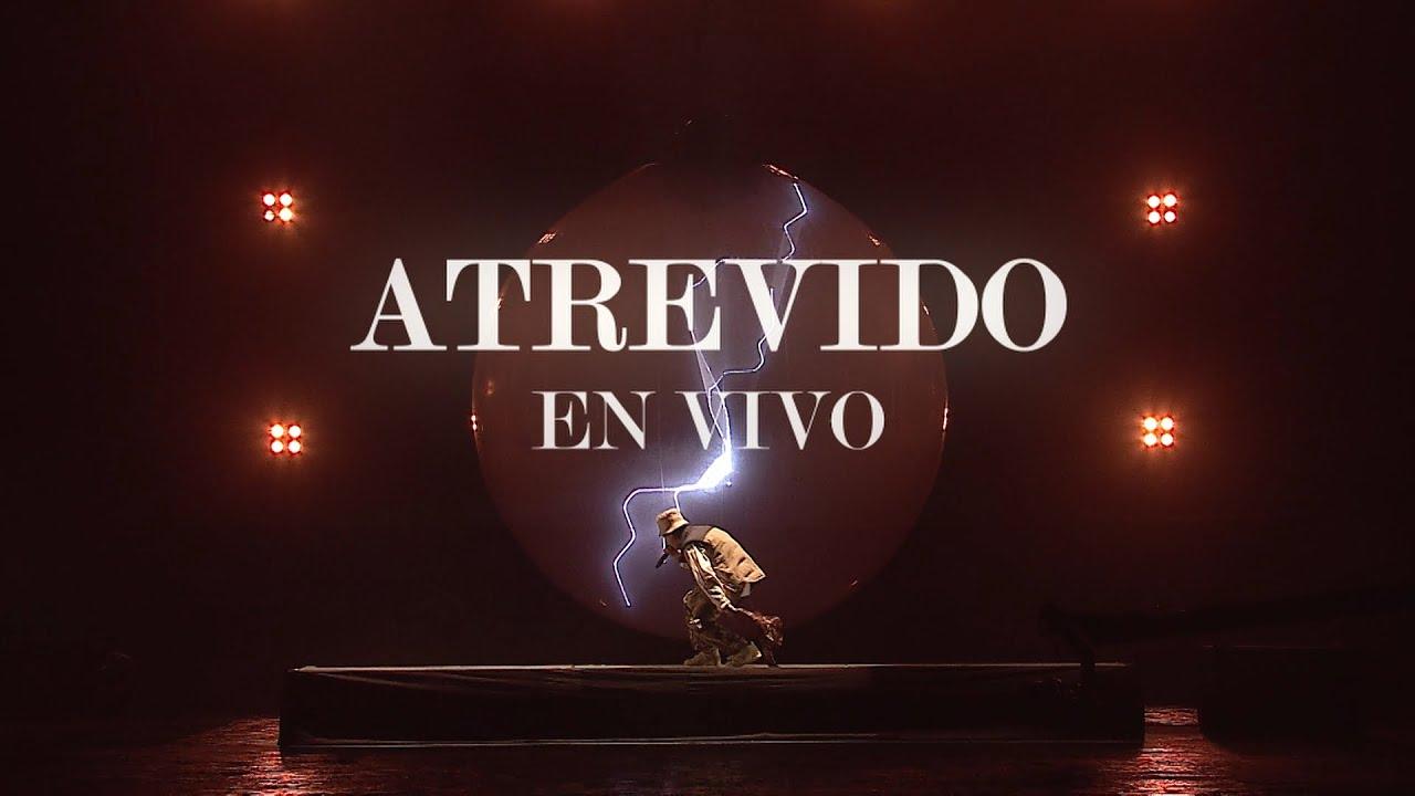 TRUENO - ATREVIDO (En Vivo)