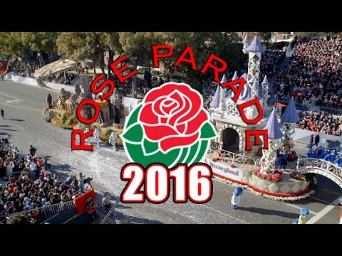 2016 Rose Parade: Disneyland, Star Wars, and Frozen Float (FULL SHOW!!!)